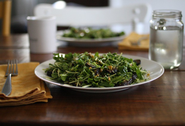 arugula salad | foodloveswriting