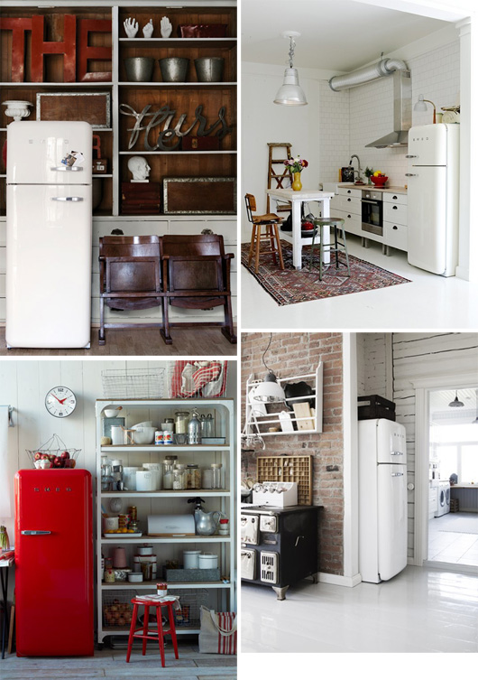Crushing On Smeg Refrigerators