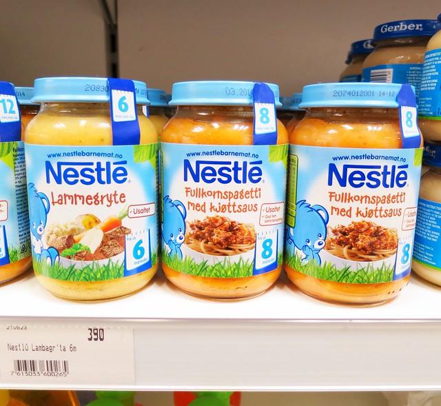 Nestle Baby Food, Iceland 2013