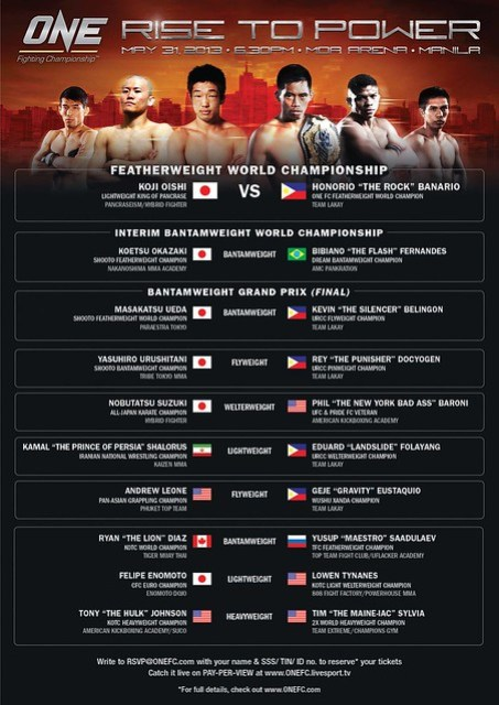 ONE FC 2