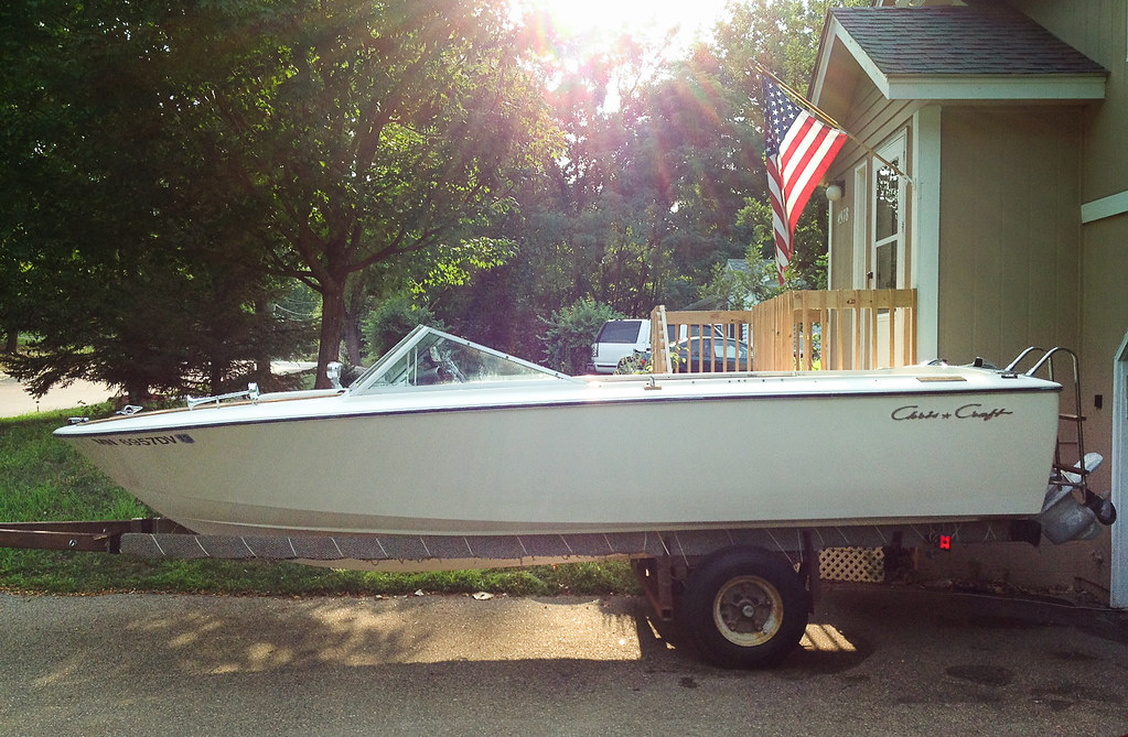 New member Intro/Life with a Chris Craft XK22 - The Hull Truth