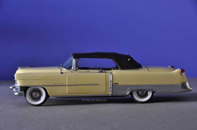 Danbury Mint 1 24 1954 Cadillac Eldorado Convertible