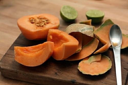melon for agua fresca