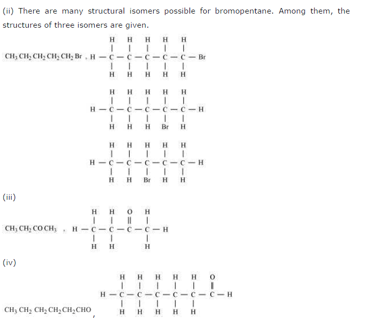 NCERT Solutions for Class 10th Science: Chapter 4 Carbon and its Compounds