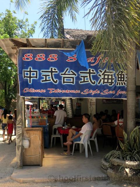 Chinese Taiwanese Style Seafood
