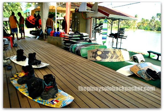 Deca Wake Park in Davao City