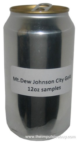 Mountain Dew Johnson City Gold