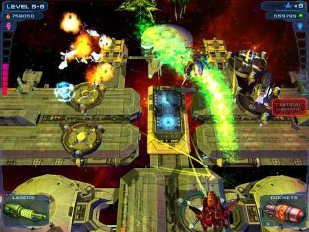 Batalla en Star Sword