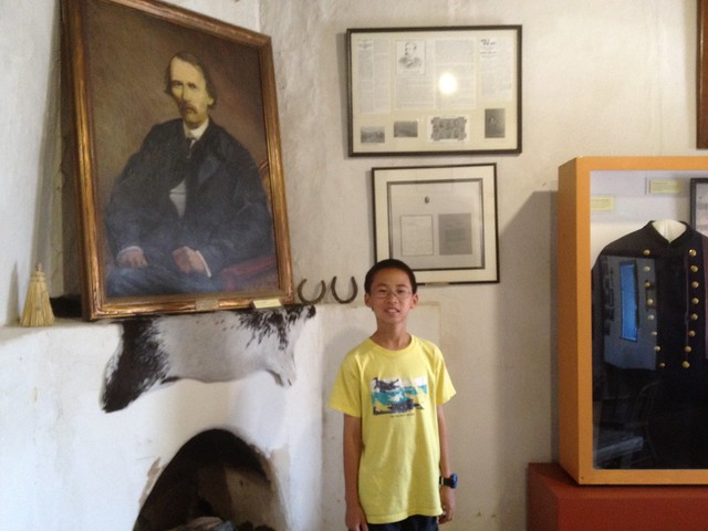 Taos- Kit Carson's Home and Museum