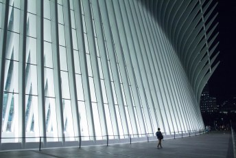 Oculus World Trade Center New York City