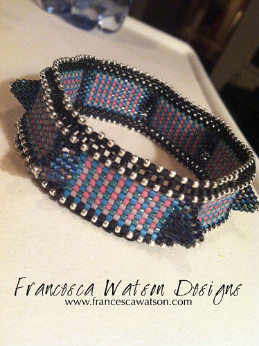 Horned-Cuff by Francesca Watson Designs