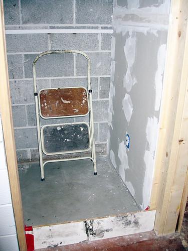 Prison Bath Remodel
