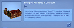Everglow Academy & Coliseum