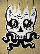 Strathcona paste-up