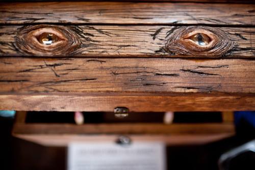 Mimic Detail - eyes.