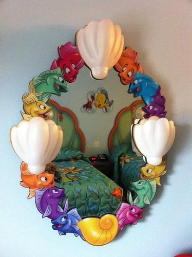 The Little Mermaid rooms at Disney's Art of Animation Resort