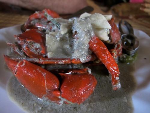 Crabs at Sibid Sibid