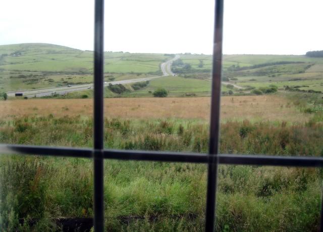 View of Bodmin Moor
