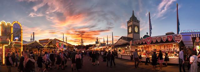 Oktoberfest Munich 2012