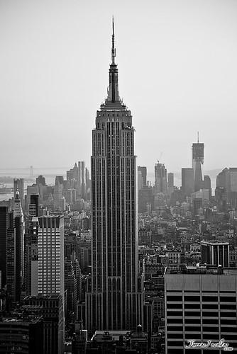 Vistas desde Rockefeller (NY)