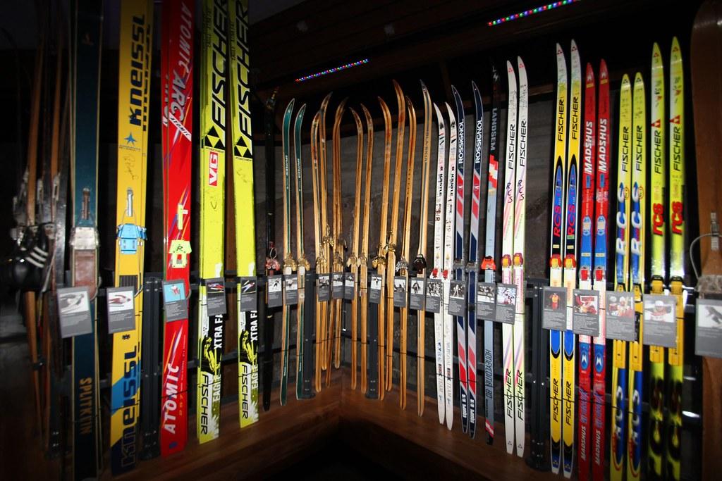 Holmenkollen Ski Museum - Oslo, Norway