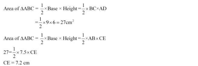 FREE NCERT Solutions for Class 7th Maths Chapter 11 Perimeter and Area