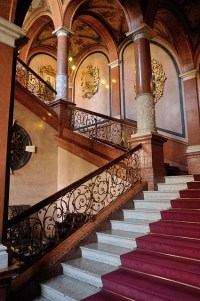Fancy Staircase | Flickr - Photo Sharing!