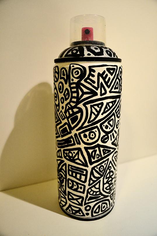 Custom Spraycan #1