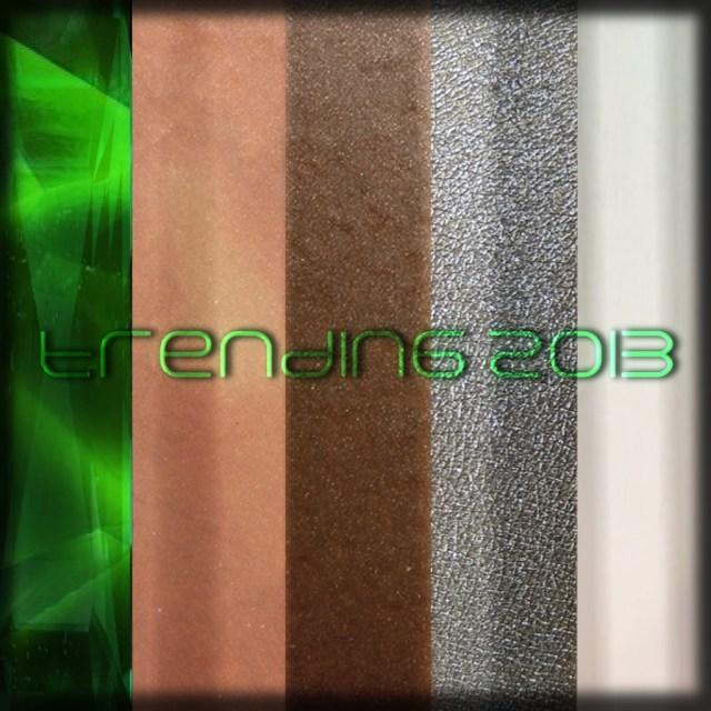 Trending 2013