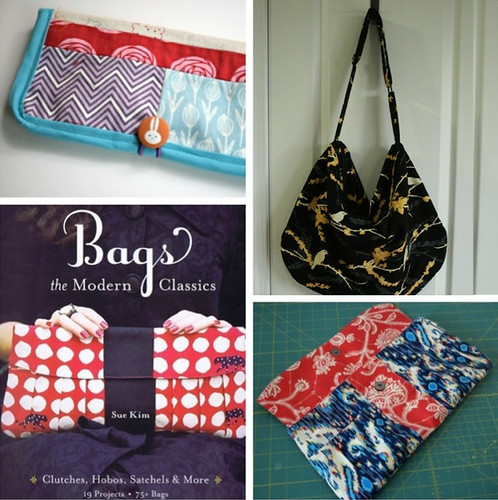 Bags: The Modern Classics Projects - Craft Book Month