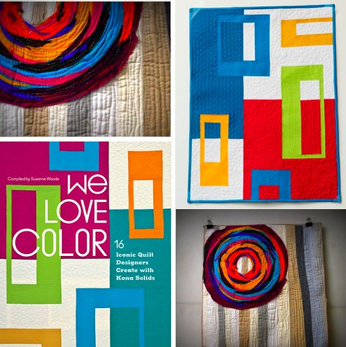 We Love Color Projects - Craft Book Month