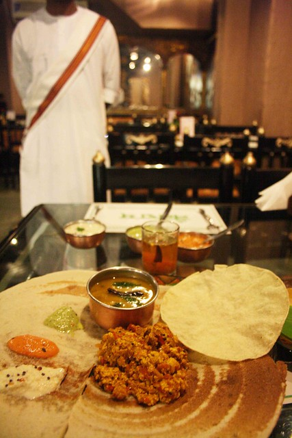 City Food – Paneer Dosa, Naivedyam