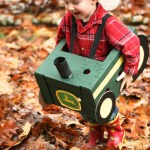 Don't Panic! Last-minute Cardboard Halloween Costumes for Super DIY Fun