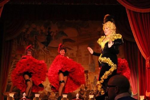 Golden Horseshoe Revue salute at Disneyland