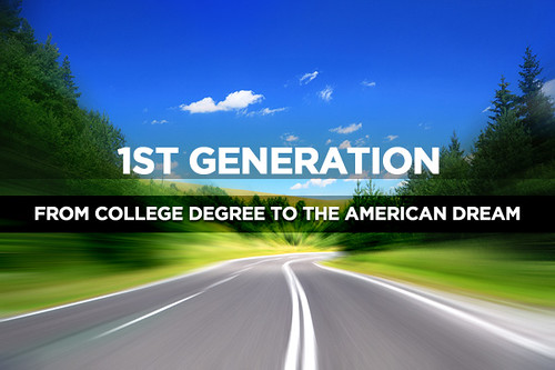 Being Successful as a First Generation College Student