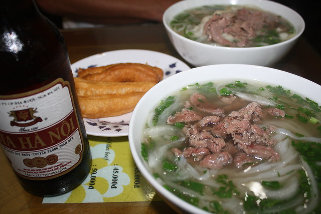 Pho in Hanoi, Best Thing to Eat in Vietnam
