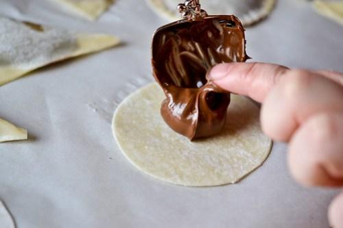 Baked Nutella Ravioli-2