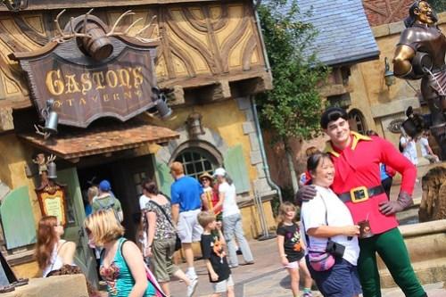 Belle's Village in New Fantasyland