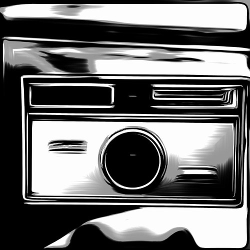 Stylized Instamatic 104 by rsmithing
