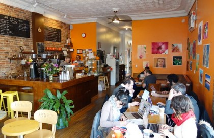 Cafe Grumpy | Meserole Ave | Greenpoint