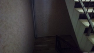 Dark Stairwell -PureView