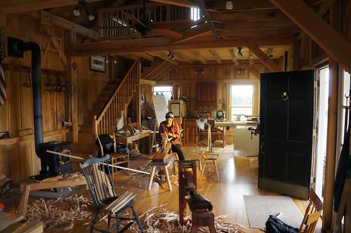 Greg's Timber Frame Shop