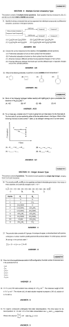 IIT JEE 2012 Question Papers & Answers - Paper 1