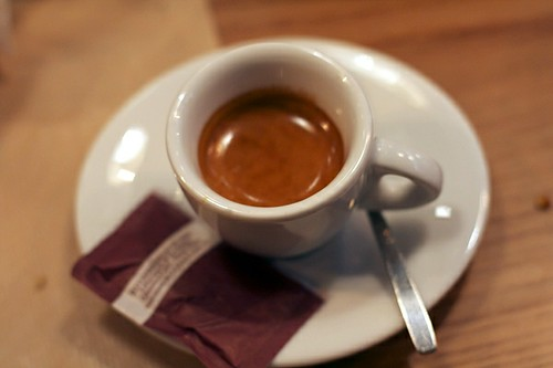 espresso at Noglu