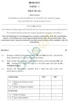 ICSE 2013 Class XII Biology Sample Paper