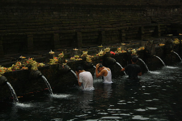Best of Bali Bathing Temple