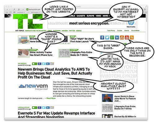 TechCrunch for Humans