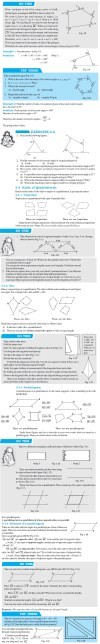 NCERT Class VIII Maths Chapter 3 Understanding Quadrilaterals Image by AglaSem