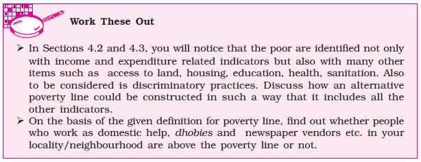 NCERT Class XI Economics: Chapter 4 – Poverty Image by AglaSem