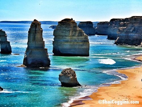 Day 4/365 (2013): The Twelve Apostles, Revisited